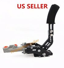 HYDRAULIC HORIZONTAL DRIFT RALLY E BRAKE RACING PARKING HANDBRAKE LEVER BLACK