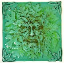 Greenman Texture - Glass Fusing Mold
