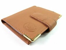 SUPERIOR LADIES MENS HIGH QUALITY LEATHER CREDIT CARD HOLDER WALLET PURSE17