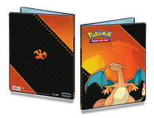 ULTRA PRO POKEMON CHARIZARD A4 9-POCKET PORTFOLIO / FOLDER - HOLDS 180 CARDS