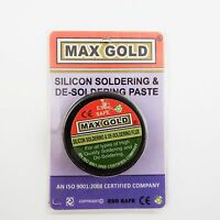 Electronic Silicon Soldering & De-Soldering Flux Paste Tin Dry Joint