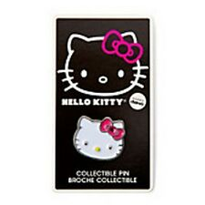 Hello Kitty Enamel Collectible Pin Pink Bow - NEW