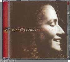 Joan Osborne - How Sweet It Is (2002) - New 2008 European CD! Retro Soul Covers!
