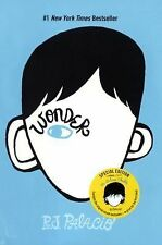 Wonder by R. J. Palacio - Hardcover Book