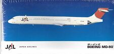 Hasegawa JAL, Japan Airlines Boeing MD-90 in 1/200 10738  Y