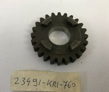 Ingranaggio M5 - GEAR, COUNTERSHAFT - Honda NS125 NOS: 23491-KR1-760