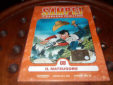 Sampei vol. 08 8 Episodio Da 36 a 40 Editoriale Dvd ..... Nuovo