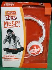 New Unopened Oregon Scientific Xplore Meep Headphones Kid Size Travel Tablet Etc