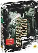 Rocco and His Brothers (1960) New Sealed DVD Alain Delon