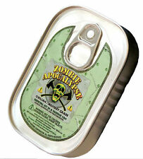 Zombie Apocalypse Emergency Survival KIT SARDINE CAN Defend Escape Repel Undead