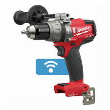 "New Milwaukee M18 FUEL 18V ONE KEY 1/2"" Hammer Drill/Driver Model # 2706-20"