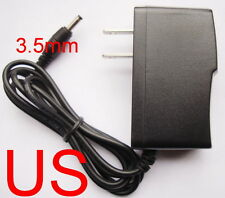 AC Converter Adapter DC 5V 2A Power Supply Charger US plug 3.5mm x 1.35mm 2000mA