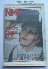 NEW MUSICAL EXPRESS NME - December 15 1984 - SIOUXSIE / RANKING ANN