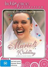 Muriel's Wedding - Indulgence Collection (DVD, 2009)*Like New*Toni Collette*R4*