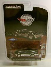 1978 '78 CHEVY CHEVROLET CORVETTE 25TH ANNIVERSARY COLLECTION GREENLIGHT