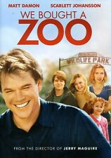 We Bought a Zoo (2012, DVD NEUF) WS