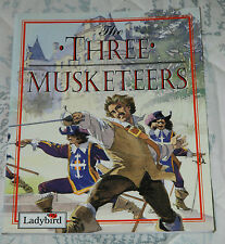THE THREE MUSKETEERS Dumas - Joan Cameron Illust David Barnett Ladybird p/b