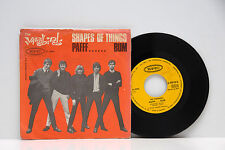 "The Yardbirds       Shapes of things  /  Pafff      Epic        7 ""      VG+# A"