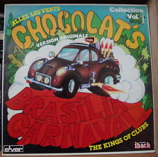 CHOCOLAT'S COLLECTION VOL.1 DOUBLE FRENCH LP  IBACH 1981
