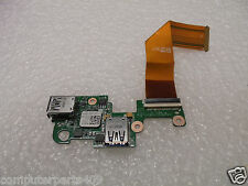 OEM Dell XPS 15 L502x USB Board w/ Flex Cable DAGM6CTB8D0 P/N: GRWM0