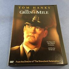 The Green Mile (DVD/2000)Frank Darabont Hanks/Michael Clarke Duncan STEPHEN KING