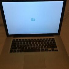 "APPLE MACBOOK PRO 2010 A1268 15 INCH LAPTOP COMPUTER FOR PARTS OR REPAIR ""AS IS"""
