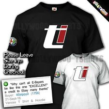 Alfa Romeo Ti T Shirt - F1 Motorsport - Mens Birthday Xmas Gift - Hoodies Too