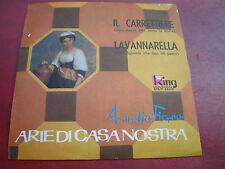 AURELIO FIERRO - ENZA NARDI- IL CARRETTIERE / LAVANNARELLA -45 giri AFK /F 55016