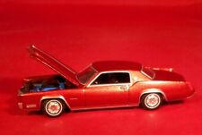 "AW '67 CADILLAC ELDORADO ""LAND YACHT"" OPENING HOOD AND RUBBER TIRES LTD"