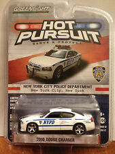 Greenlight  Hot Pursuit  NYPD  10' Dodge Charger New York City