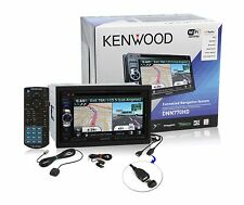 Kenwood DNN770HD Wi-Fi Embedded in Dash Car Audio Video Receiver DNN770HDB