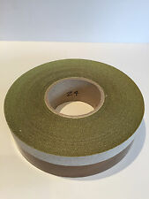 48mm x 30M x 5th Self Adhesive PTFE Glass Woven Tape Teflon NOS Sale Low Prices