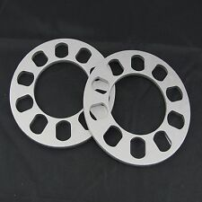 """(2) 1/4"""" inch Chevy Chrysler Dodge Toyota Flat Wheel Spacers 