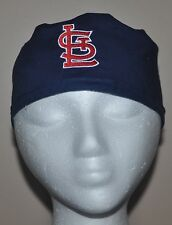 Men's St. Louis Cardinals Embroidered Scrub Cap/Hat - One Size Fits Most