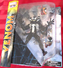 Marvel Select 2016 TODD MCFARLANE VENOM FIGURE 7 Inch Diamond Spider-man Villain