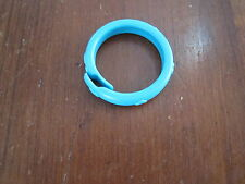 Vintage Little Fisher Price pretty purse vanity make up blue bracelet charm toy
