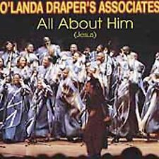 O'landa Draper & the Associates: All About Him  Audio Cassette