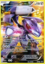 Genesect XY119 F/A Mythical collection HOLO Black Star PERFECT MINT! Pokemon