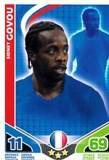 MATCH ATTAX ** FOOT TRADING SIDNEY GOVOU  FRANCE