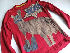 """Desigual Boys estupenda lg Shirt """"camaleón boxer"""" talla 7-8 128"""