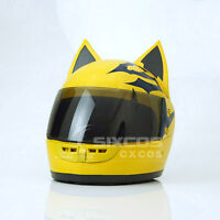 DuRaRaRa !! Celty Sturluson Motor Helmet Halloween Cosplay Prop Dark Brown Lens