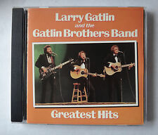 Larry Gatlin and the Gatlin Brothers Band greatest Hits CD