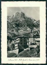 Torino Balme PIEGHINA Foto FG cartolina KF1538