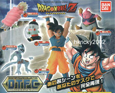 Bandai Dragon Ball Z Desktop Figure Collection Son Gokou Majin Vegeta Boo Set