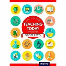 Petty, Geoff-Teaching Today A Practical Guide  BOOK NEW