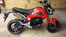 FMF Racing Apex Slip-On Exhaust Muffler Honda MSX125 Grom 2014 2015 2016