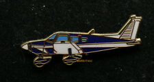 PIPER CHEROKEE PA 28 LAPEL HAT PIN UP PILOT AIRCREW WING SOLO GIFT AIRPLANE WOW