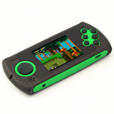 "16 bit Handheld Portable Video Game  2.8"" LCD Screen+20 games+SD Card Support"