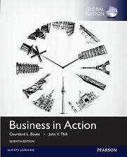 Business in Action 7E by John V. Thill, Courtland L. Bovee (Paperback, 2014)