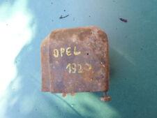 Auto d'epoca Opel 1930 Tappo tappo polietilene per Magneto ? NW ke